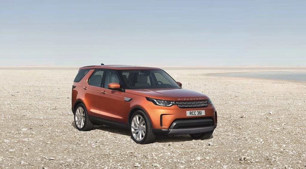 Land Rover Discovery HSE Luxory
