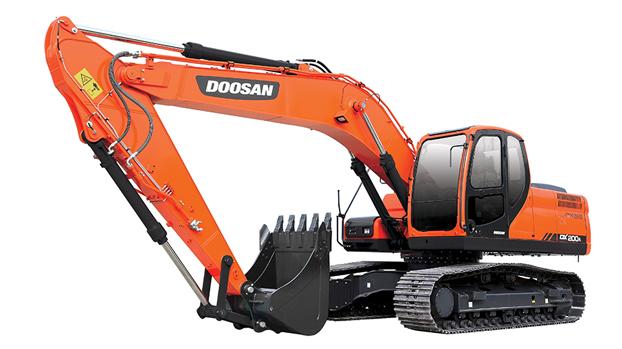 Doosan DX200A