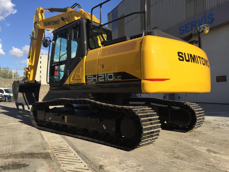 Sumitomo SH210LC-6